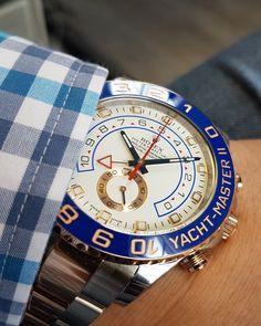 Rolex Yacht-Master II Steel & Everose Gold 116681