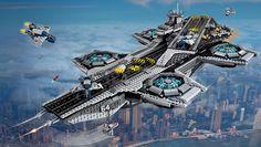 LEGO® MARVEL Super Heroes 76042
