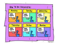 seth godin week 1- how to be successful