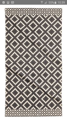 Rectangular rug in woven cotton fabric with a printed pattern at front. Dark Beige, Rectangular Rugs, H&m Online, Animal Print Rug, Fashion Online, Kids Fashion, Cotton Fabric, Prints, Home Decor