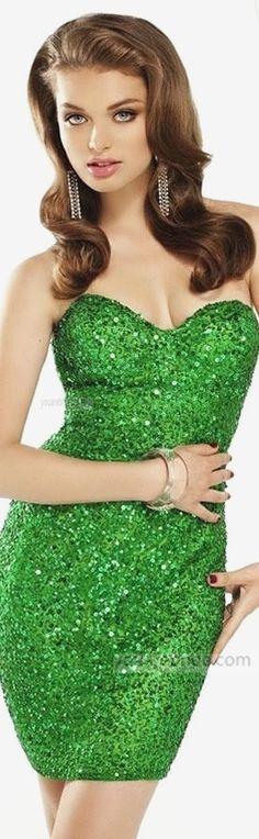 prom dress green ; prom dresses