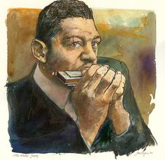 Little Walter Jacobs brought new life to the harmonica and was one of the most successful Chicago blues musicians of all time. To learn more about his legacy, check out the Little Walter Foundation or watch their upcoming program on CAN TV: http://www.littlewalterfoundation.org/