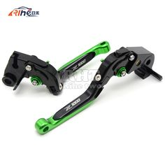 Motorcycle CNC Aluminum Adjustable Folding Extendable Brake Clutch Levers For KAWASAKI Z1000 2003 2004 2005 2006 #Affiliate