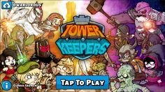 Tower Keepers TOP New GAMEPLAY 2 - Tower Keepers is a Android Free-to-play, Strategy Role-Playing RPG, Multiplayer Game featuring Real-Time head to head multiplayer