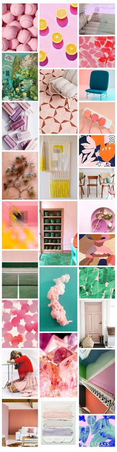 The One Minute Moodboard - TRAYS