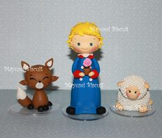 Pequeno Príncipe Little Prince Party, The Little Prince, Biscuit, Party Themes, Polymer Clay, Fondant, Google, Kids Part, Mars