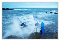 Bude and the north Cornish Devon coast - photographer Adrian Theze