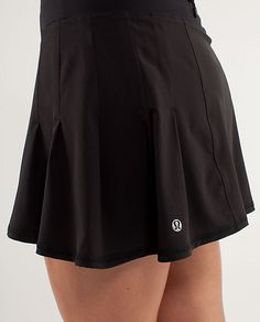 lulu lemon running skirt