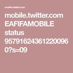 mobile.twitter.com EAFIFAMOBILE status 957916243612200960?s=09