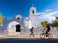 Chile - Adobe Church, San Pedro de Atacama