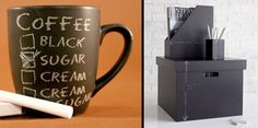 15 Chalkboard Inspired Products