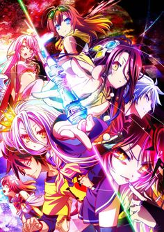 No Game No Life Zero Opens in Japanese Theaters by Mike Ferreira