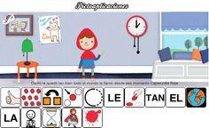 Pictocuentos.com: Caperucita Roja Un proyecto de Grupo Promedia, descubre nuestras Pictoaplicaciones en www.pictoaplicaciones.com