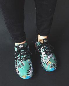Today was cray. But good news I got new kicks and they are doooooope // @jojotastic on instagram http://ift.tt/1MzrLbU