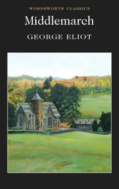 MIddlemarch by George Eliot. Dorothea is one of my favorite heroines. Read this one long summer between University years.