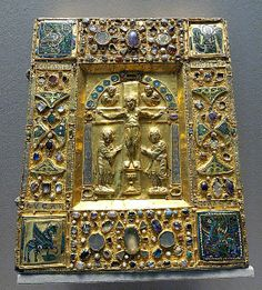 Reliquary Box from the Louvre Museum