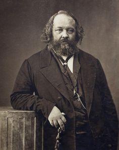 Félix Nadar, Mikhail Bakunin