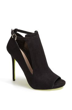 Carvela Kurt Geiger 'Glance' Cutout Bootie available at #Nordstrom latest obsession. Must have