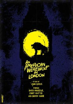 Two American tourists in Britain are attacked by a werewolf that none of the locals will admit exists.