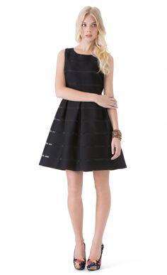 IVONNE $909 Código 80601012NGO Vestido negro