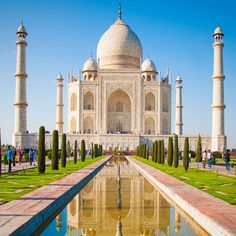 Taj Mahal Day Trip From New Delhi which takes you to the major monuments of the city like Taj Mahal and Agra Red Fort, Agra Sightseeing, Fatehpur Sikri Start From Delhi with Air-conditioned vehicle, English Tour Guide, Pick And Drop, Lunch at Local Restaurant And More. Plan Your Trip with Indiator