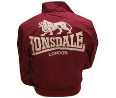 Lonsdale jacket.