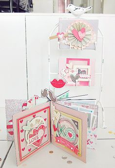 Crate Paper Love Notes---Adore!
