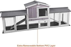 Give your furry friends an ideal mix of freedom and security with Aivituvin Quality Rabbit Hutch.  Aivituvin's GoneGreen line of Rabbit and Poultry Hutches are a great way to safely shelter an animal from the elements. Grown in government controlled, sustainable forests, these shelters are constructed from durable Cypress Fir which is naturally decay and rot resistant. #chickencoops #amazon #backyardchicken #homesteading #gentlemanpirateclub Bean Bag Lounge, Outdoor Rabbit Hutch, Small Chicken Coops, Firewood Logs, Bunny Hutch, Outdoor Bean Bag, Rabbit Hutches, Hen House, Home Upgrades