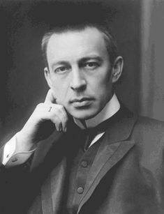 Sergei Rachmaninoff - Composer, pianist, and conductor