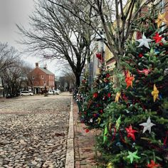 Nantucket Christmas Stroll so exciting