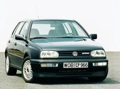 VW Golf VRG