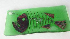 Angler Fish Skeleton Plate by trilobiteglassworks on DeviantArt