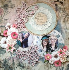 Layout created for Flying Unicorn CT by Lainie Michel