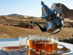 Mint thee in de woestijn