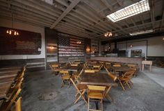 Hometown - BBQ NYC-This is the best barbecue you'll ever eat in a warehouse in Brooklyn