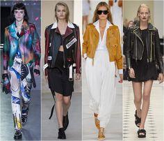 Women's Jackets Fashion Trends Spring/Summer 2016