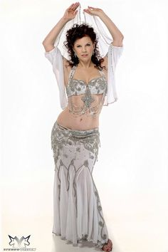 698f53c53 94 Best White Belly Dance Costumes images in 2019