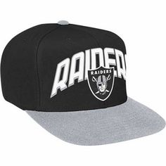 Oakland Raiders Black High Crown Snapback Cap Product ID: 503811580000 Regular price: $24.99 Sale price: $15.00