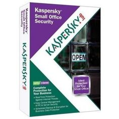 Buy# Kaspersky Small Office Security 10 PCs + 1 File Server 1 Year (CD) offers widest range of Software at lowest prices,Cheap Antivirus on discount Prices. from addocart.Online shopping. Read More