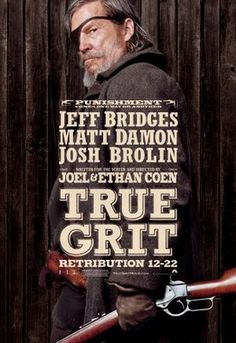True Grit (2010) movie #poster, #tshirt, #mousepad, #movieposters2
