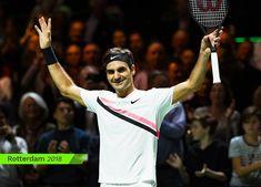 ATP Rotterdam 2018 - Winner - Roger Federer