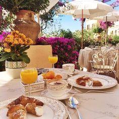 Desayuno Primaveral.