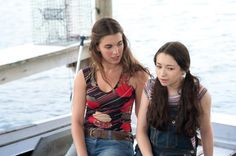 "Rainey Qualley and Jodelle Ferland in ""Mighty Fine"" the movie."