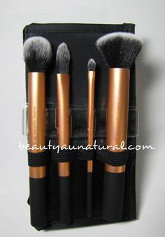 Beauty Au Natural: Real Techniques Brushes - Core Collection and Starter Set