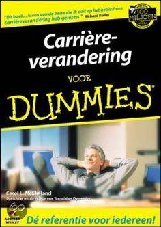 Carriereverandering Voor Dummies