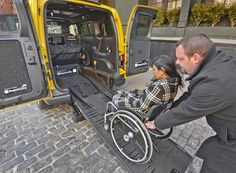 Chicago Disability Rights Group Sues Uber Over Lack of Wheelchair Accessible Rides