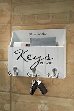 Rivièra Maison Keys Please Wall Organiser