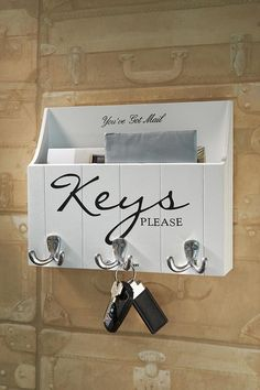 Rivièra Maison Keys Please Wall Organiser