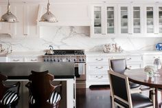 WSH <3 this integrated kitchen. Via Wall Street Journal.