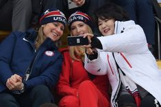 Ivanka Trump 2018 Winter Olympic Games